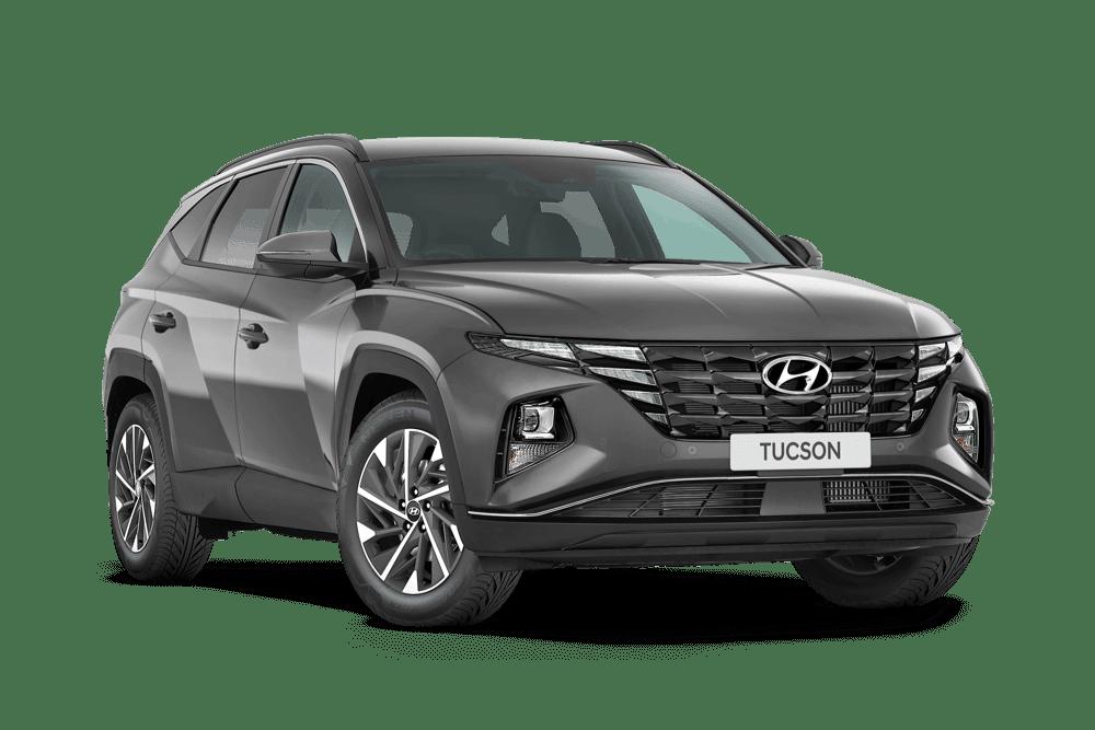 hyundai tucson 2021 grey